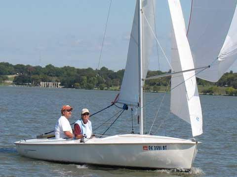 Flying Scot, 2008 sailboat