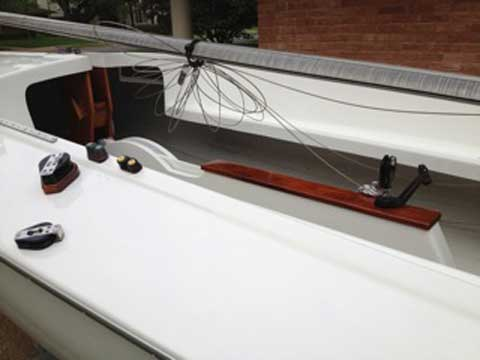 Flying Scot 19', 1966/2011 sailboat