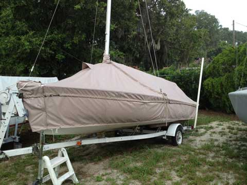 Flying Scot, 2004, Eustis Sailing Club, Eustis, Florida sailboat
