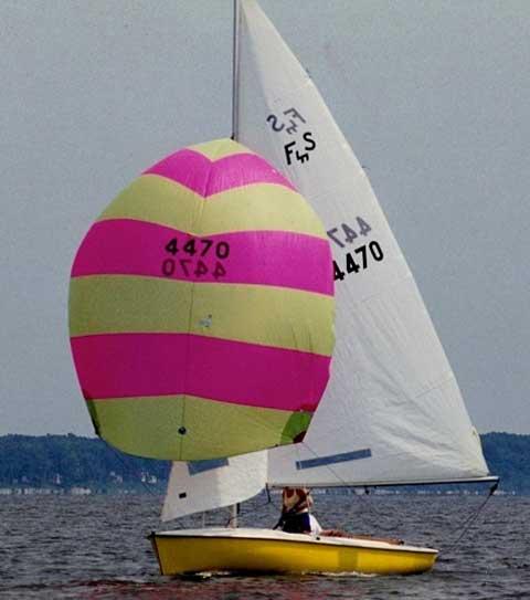 Flying Scot, 1988, Dallas, Texas sailboat