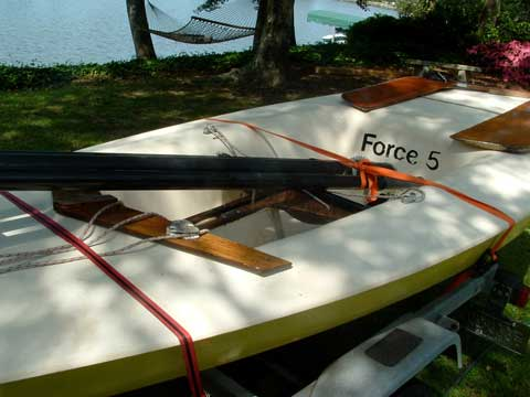 Force 5, 1974, Smithfield, Virginia sailboat