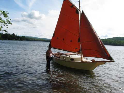 Friendship Sloop Replica, 19', 1987 sailboat