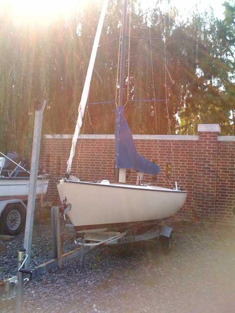 Galilee 15, 1983 sailboat