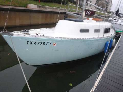 Grampian 26, 1973, Clear Lake, Texas sailboat