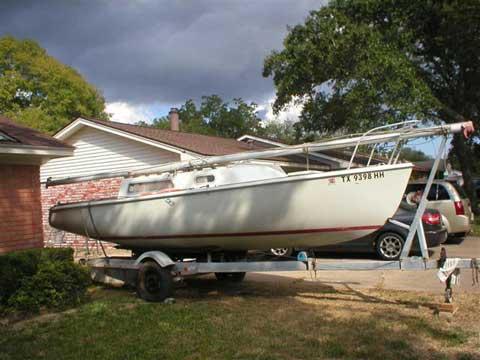 Gulf Coast 23, 1978 sailboat