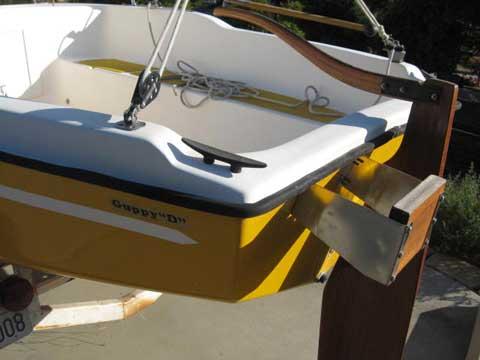 Guppy 13', 1975 sailboat