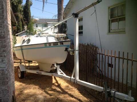 Guppy 13, 1975, Lakewood, California sailboat