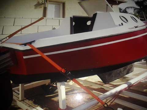 Melenmar Guppy, 13 ft., 1975, Ventura, California sailboat