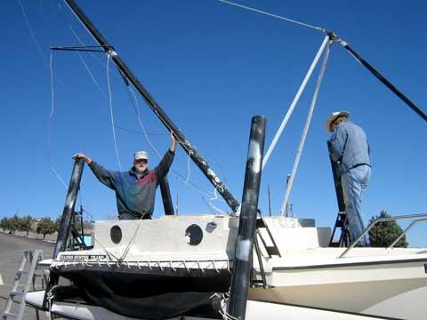 Haines Hunter Tramp, 1983 sailboat