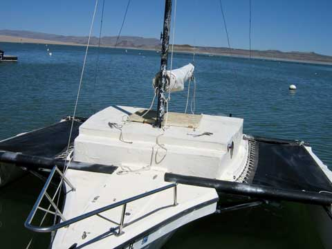 Sailboat Trailer For Sale >> Haines Hunter Tramp, 1983, Elephant Butte New Mexico ...