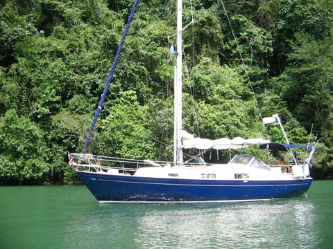 Hallberg Rassy, Monsun 31 foot, 1978 sailboat