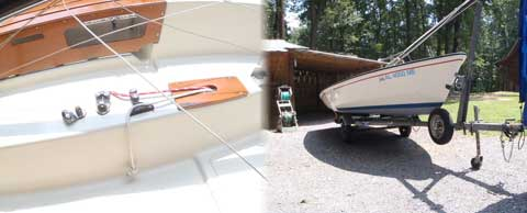 Boston Whaler Harpoon 5.2, 1980, Mentone, Alabama sailboat
