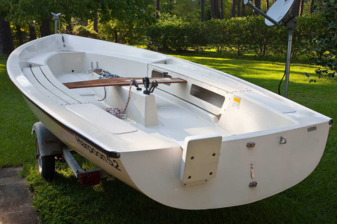 Boston Whaler Harpoon 5.2, 1982, New Bern, North Carolina sailboat