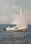 Helsen 22 sailboat