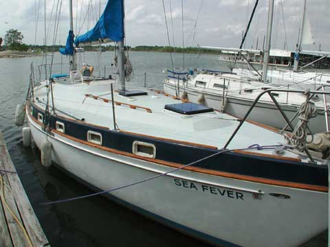 Heritage West Indies 38 Ketch, 1977 sailboat