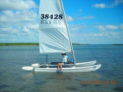 Hobie 14', 1981, Ingleside, Texas sailboat