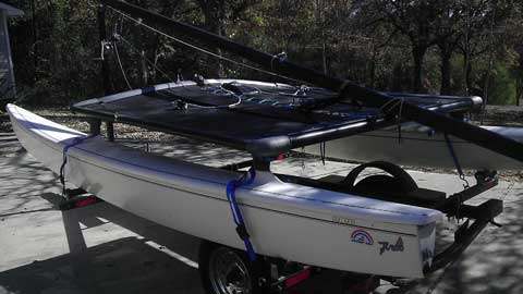 Hobie 14 Turbo, 1983, Flower Mound, Texas sailboat