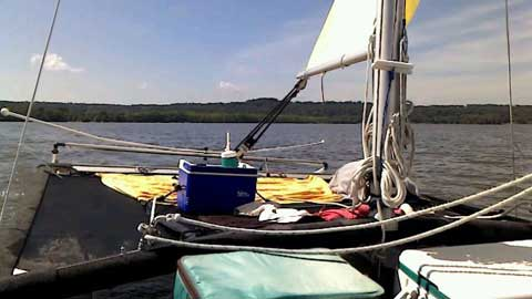 Hobie 16, 1975, Galesburg, Illinois sailboat