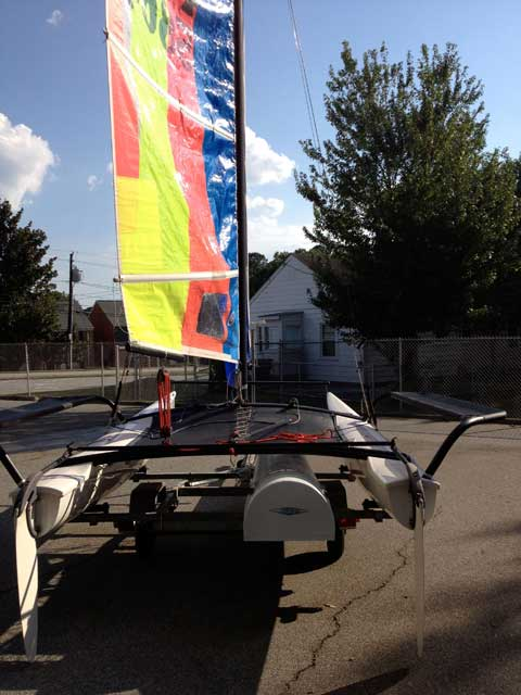 Hobie 17 Sport Catamaran, 1999, Greensboro, North Carolina sailboat
