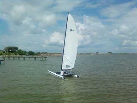 Hobie Catamaran, 1986, Houston, Texas sailboat