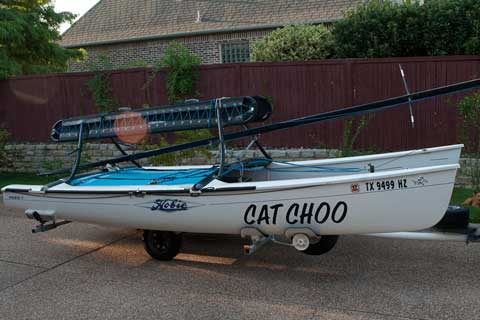 Hobie 18, 1998, Dallas/Fort Worth, Texas, sailboat for sale