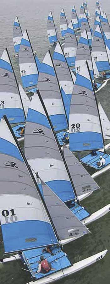 Hobie 18, 1998 sailboat