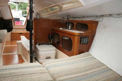Hobie 33, 1983 sailboat