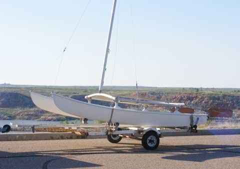 Hobie Cat 3.5 (11ft), 1975, Amarillo, Texas sailboat