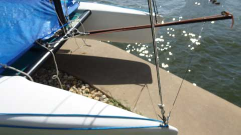Hobie Wave Catamaran, 1999 sailboat