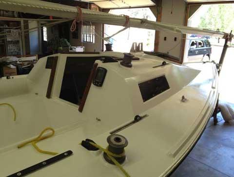 Holder 20, 1981 sailboat