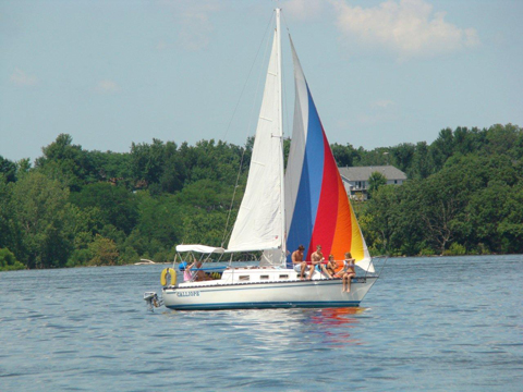 Hunter 25, 1982, Pella, Iowa sailboat