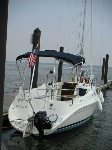 Hunter 25 Sloop, 2005, San Antonio, Texas sailboat
