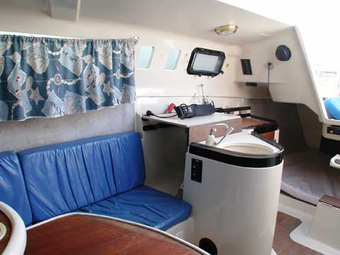 Hunter 26 1994 Lewisville Texas Sailboat For Sale From