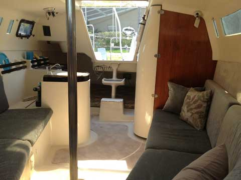 Hunter 26 1997 Crystal River Florida Sailboat For Sale