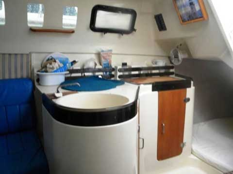 Hunter 26, 1996, Lewisville, Texas sailboat
