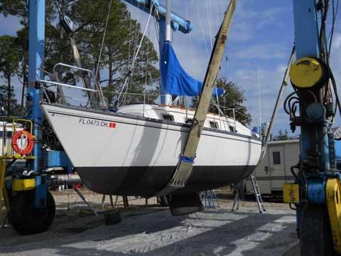 Hunter 27, 1980, Carrabelle, Florida sailboat