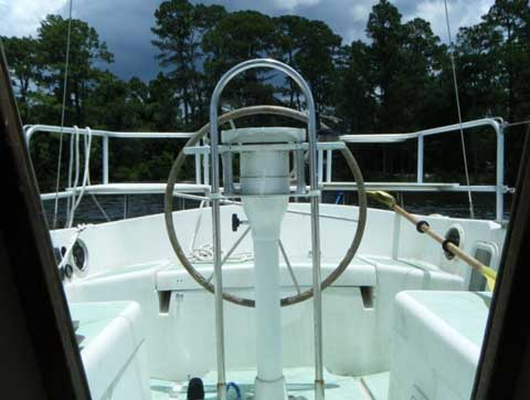 Hunter 30', 1981 sailboat