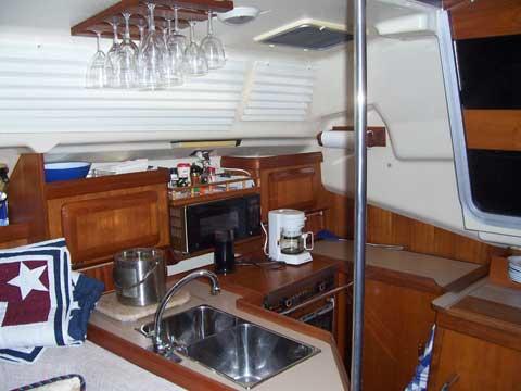 Hunter 33.5, 1993, Lake De Gray, Caddo Valley, Arkansas sailboat