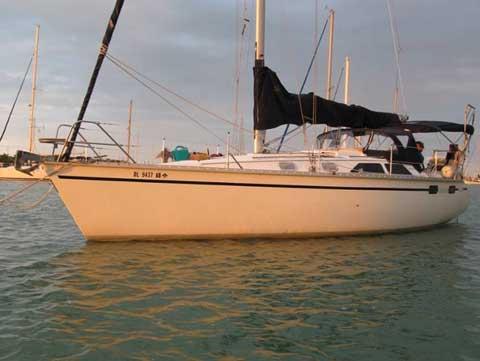 Hunter Legend 35 5 1990 Brunswick Georgia Sailing Texas