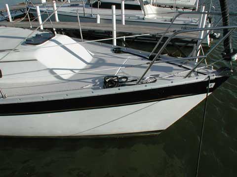 Irwin Citation 31', 1983, Lake Lewisville, Texas sailboat