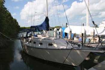 Island Packet, 35', 1991 sailboat