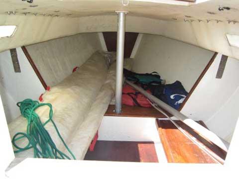 J22, 22 foot, 1984, Nashville, Tennessee sailboat