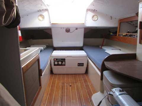 J-24, 1978 sailboat