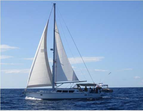 Jeanneau 40DS, 2001 sailboat