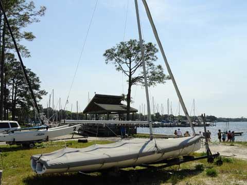 Johnson 18, 1994 sailboat