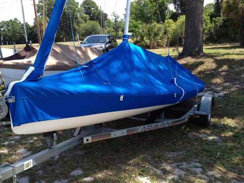 Johnson 18, 1995, Eustis, Florida sailboat