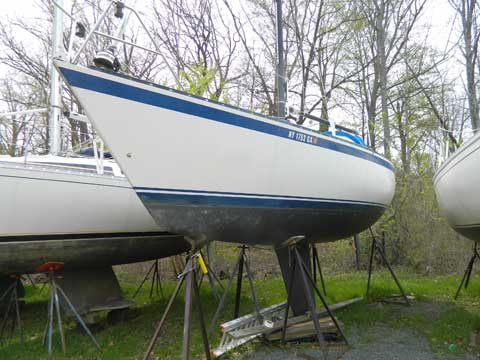 Kalik 30 FG racer/cruiser, 1979 sailboat
