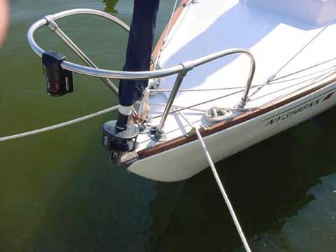 Kittiwake 23, 1978 sailboat