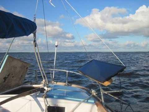 Kenner Kittiwake 24 1972 Jacksonville Florida Sailboat