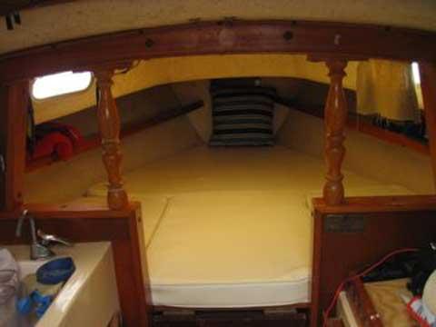 Kenner Kittiwake 24, 1972, Jacksonville, Florida sailboat